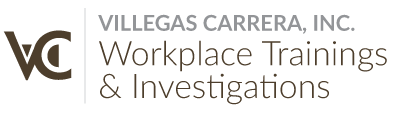 VC Workplace Trainings and Investigations